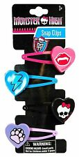 ACCESSORIES MONSTER HIGH HAIR SNAP CLIPS