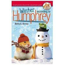 Winter According to HUMPHREY (Brand New Paperback) Betty G Birney