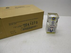 GE 41273 SOFT WHITE 3 WAY INCANDESCENT LAMPS LIGHT BULBS 30/70/120W 12PC