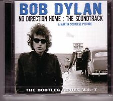 2 CD (NEU!) . BOB DYLAN - No Direction Home (Soundtrack / Bootleg Series 7 mkmbh