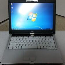 FUJITSU LIFEBOOK TABLET LAPTOP T900 CORE i5 2.4GHZ 4GB 160GB TOUCH STYLUS WEBCAM