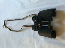 Vintage Carl Seitz 8x30 Binoculars with Carrying Case