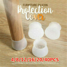 Silicon Furniture Leg Protection Covers Table Chair Feet Pad Floor Protectors