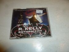 R. KELLY - Gotham City - Deleted 1997 UK 4-track CD single