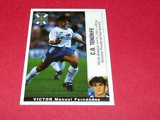 VICTOR M. F.  C.D. TENERIFE FUTBOL PANINI LIGA 95-96 ESPANA 1995-1996 FOOTBALL