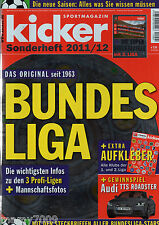 KICKER=SPECIALE BUNDESLIGA 2011/12/SONDERHEFT=