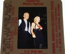 5 Super Sexy Madonna Color Photo Slide Pictures w/ Jean Paul Gaultier - 1992