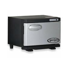 Spa Luxe SL8UVF - Mini Hot Towel Warmer Cabinet with UV (Silver/Black)
