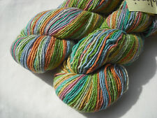 Cascade 'Casablanca' Knitting Yarn, Wool/Silk/Mohair Self Striping, 100g x 200m