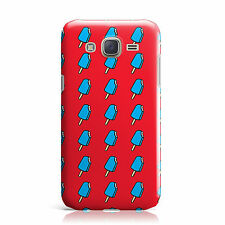 SIMPLE ICE CREAM PATTERNS HARD MOBILE PHONE CASE COVER FOR SAMSUNG GALAXY J7