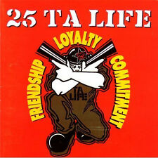 25 Ta Life - Friendship, Loyalty, Commitment CD NYHC MADBALL COMIN CORRECT