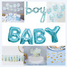 BABY BOY BABY SHOWER DECORATIONS