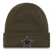 Dallas Cowboys New Era Salute To Service Fleece Interior Knit