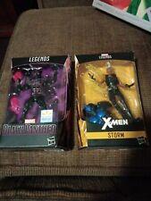 Marvel Legends ?Storm? X-Men Apocalypse Build A Figure and Excl. Black Panther