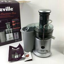 New ListingBreville Je98Xl Juice Fountain Plus 850-Watt Juice Extractor