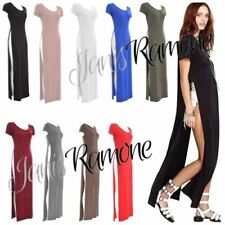 Maxi Dresses for Women with Cap Sleeve