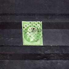 FRANCE YVERT n° 12 oblitéré St