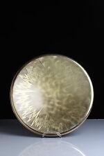 WMF Ikora Schale Silverplatte Kugelfüße Gold Silber Deko Art Deco