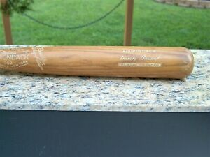 FABULOUS  1957 - 1959  HANK BAUER  NY YANKEES GAME USED BAT   OUTSTANDING!