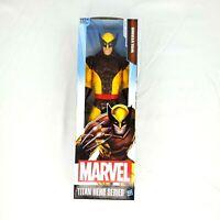 Marvel Titan Hero Series Classic Series Brow Suit Wolverine 12 Action Figure Toy