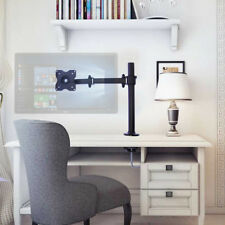 "KORAMZI Articulating/ TV Desk Mount 100x100 VESA Fits 10-30"" TV KWM1420- New"