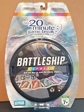 Battleship Express Game Parker Brothers Dice And Card Game New and Sealed
