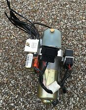 03-09 Audi A4 S4 RS4 Convertible Roof Top Hydraulic Pump 8h0 871 611