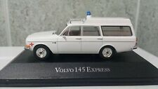 Volvo 145 Express Ambulance  1:43 Atlas