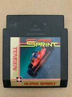 Super Sprint NES Nintendo Game 100% Authentic Tested Working