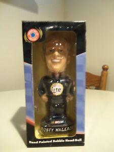 Nascar 2001 Rusty Wallace 7 inch Bobble Head