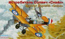 1/72 Sopwith 7F1 Snipe British WW1 Fighter model kit