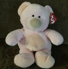 RETIRED TY PLUFFIES - PINKS - BEAR NWT