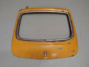 MG MGB GT Original Rear Hatch Door with Hinges and Handle No Glass OEM