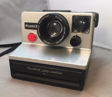 Polaroid Pronto B SX-70 Instant Film Land Camera  untested Free shipping