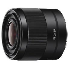 A - Sony FE 28mm F2 Lens