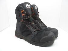 "HELLY HANSEN WORKWEAR Men's 8"" ATCP Ultra Light Safety Work Boot Black 11M"