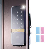 Digital Rim Lock for Sash Gateman Shine-S Keyless Doorlock Pincode + 4 RF Keys