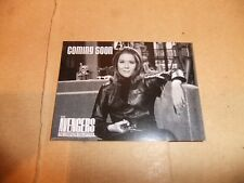 THE AVENGERS COMPLETE COLLECTION UNSTOPPABLE PROMO CARD PR1 DIANA RIGG MacNEE