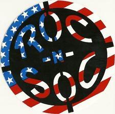 Roc -n- Soc Sticker / Decal