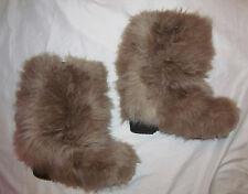 PAJAR shearing lining long goat fur LARA winter boots 7.5