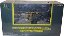 Js International 1/18 Wwii German Pak 88mm Anti-Aircraft Gun Finished Jsi-60030
