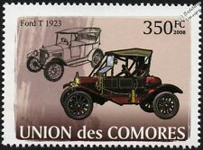 1923 FORD Model T Touring Car Stamp