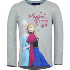 Disney Mädchen-Tops, - T-Shirts & -Blusen mit Motiv 128 Größe