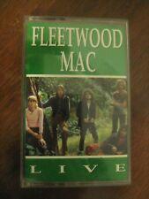 Fleetwood Mac LIVE Cassette