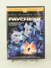 Paycheck Used  DVD  MC4A