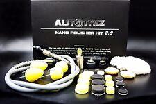 AUTOTRIZ Nano Polisher Kit 2.0 - Kit de Lustrage M14 - Free Taxe