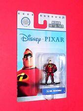 MR. INCREDIBLE  DS 6 NANO METALFIGS die cast mini figure  on Disney Pixar card