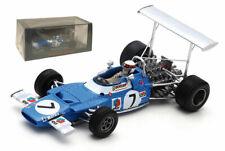 Spark S7190 Matra MS80 Spanish GP 1969 Champion - Jackie Stewart 1/43 Scale