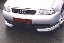 RGM Styling Audi A3 8L DTM style front bumper corner spoiler splitters