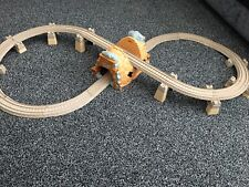 Thomas And Friends Msytery Mountain Tomy Trackmaster Train Track Set Up